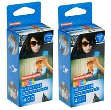 Lomography Color Negative 400 ISO 35mm Film 36 Exposure 3 Packs F/s N