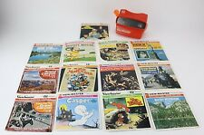 Vintage GAF View -Master Reels Toy Mighty Mouse BAMBI Casper Muppets 50's-80's