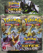 Pokemon XY Fates Collide Booster Pack from Canada