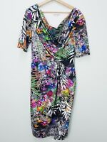 [ ANTHEA CRAWFORD ] Womens Floral Print Dress  | Size AU 14 or US 10
