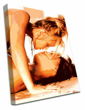 Canvas Portrait Art Prints