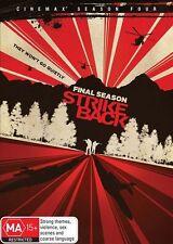 Strike Back : Season 4 (Final Season) : NEW DVD