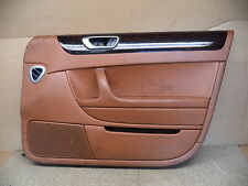 BENTLEY CONTINENTAL LHD FRONT PASSENGER RIGHT DOOR CARD FLYING SPUR GT  2006 -