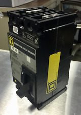 Square D - FAL24035 - 480V 35A 2-POLE FAL SERIES MOLDED CASE CIRCUIT BREAKER