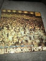 Robert Irving Presents Philharmonic Pops MFP 2028 LP SUPERFAST Dispatch