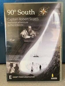 90° South Captain Robert Scott's immortal adventure to the Antarctic DVD degree
