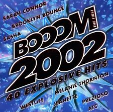 Booom 2002/1 Sarah Connor, Jeanette, Atc, B3, Westlife, Melanie Thornto.. [2 CD]