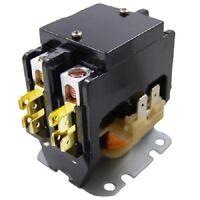 Packard C230B 30 AMP 120 VAC Double 2-Pole Definite Purpose Contactor