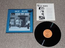 1959 Scholastic Records Skip Rope Games LP Pete Seeger with Insert (SC 7649)