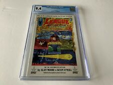 League Of Extraordinary Gentlemen 1 Cgc 9.4 White Pages Americas Best Comics
