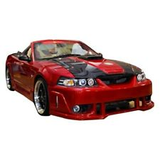 KBD Body Kits Spy 2 Style Polyurethane Front Bumper Fits Ford Mustang 99-04