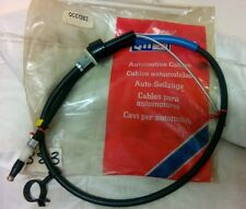 FORD ESCORT 1.3 1.4 1.6 1.8D 1/91-1/95 CLUTCH CABLE QCC1383