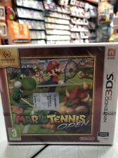 Mario Tennis Open Nintendo Selects Ita 3DS 2DS NUOVO SIGILLATO