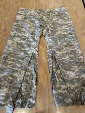 USGI Army ORC Gore-Tex Improved Rain Suit Trouser Pants ACU Camo XLarge EXC