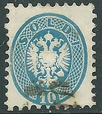 1864-65 VENETO E MANTOVA USATO 10 S  - M57-8