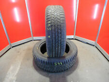 2x Pneus Continental 235/55 R19 101H Crosscontact Point 15 Env. 6,5 mm (544)