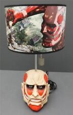 Attack On Titan Colossal Table Desk Lamp Light Funimation Skull Head