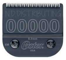 Oster Titan # 00000 Diamox Detachable Clipper Blade #76918-606 76, Powerline NEW