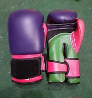 New Custom Mexican Style Boxing Glove any logo or Name, inspired by grant