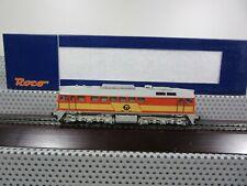 Roco H0 63395 Diesellok BR M62 902 Orange der GYSEV Analog DC in OVP