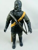 "Sideshow Planet of Apes Gorilla Soldier Figure 12"" Scale 1:6 collectable 2 of 2"