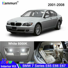 23x Canbus Car Interior LED Light Kit For BMW 7 Series E65 E66 E67 2001-2008 LED