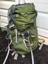 Deuter ACT Lite 65+10 - Pine/Granite back pack hiking trail pack