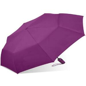 """Mini Umbrella, Compact, Fits Easily in Purse, Backpack or Briefcase 42"""" Open"""