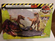 Revell The Lost World Jurassic Park Velociraptors 1:25 Kit 85-3614