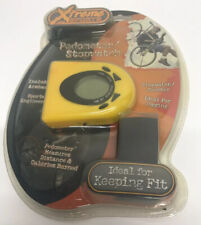 Extreme Sports Pedometer/ Stopwatch
