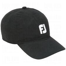 ce81718de2a FootJoy DryJoys Baseball Adjustable Rain Hat cap (red) Onesize Fit All