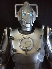 "DR WHO 12"" CYBERMAN 2006 ACTION FIGURE"