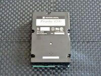 Vintage 1991 Computer hard drive, Piranha 4200 from Western Digital