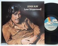John Kay            Lone Steppenwolf            MCA          NM # M