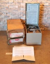 TORK 7200-ZL Astronomic 120V DPST 40A Reverse Power Time Switch Outdoor Case