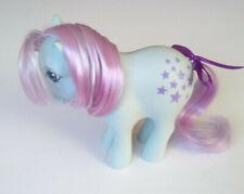 G1 My Little Pony Collector's Pose BLUE BELLE Vintage MLP 1980's Concave Hooves