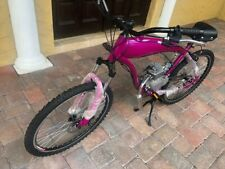 "Motorized Bicycle. Motorized BikeRoadmaster R4046WMMDS 26"" Peak Mountain Bike -"