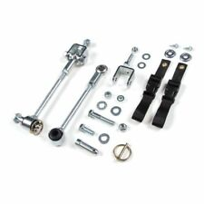 """Zone Offroad ZONJ5451 Front Sway Bar Disconnect, For Jeep TJ (0-2""""), XJ (3-4.5"""")"""