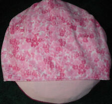 SMALL DOG BED SLEEPING BAG, PINK FLOWERS, COMFY COZY