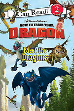 USED (GD) How to Train Your Dragon: Meet the Dragons (I Can Read Book 2)
