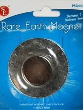 "New 15LB Rare Earth Magnet Round Capacity Neodymium Dia 1"" #PM20111 *US SHIPPER*"