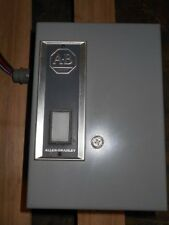 GE BULLETIN 509 MAGNETIC MOTOR CONTROLLER NEMA 1 SERIES A