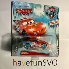 Disney Cars Movie Ice Racers Lightning McQueen Die-Cast Toy Car