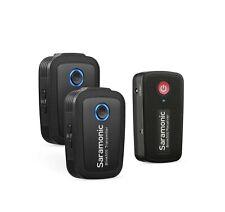Saramonic Blink 500 B2 Camera-Mountable Wireless Lavalier Microphone System