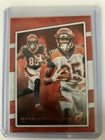 2020 Donruss Tee Higgins Rookie Gridiron Kings Canvas RC Cincinnati Bengals HOT