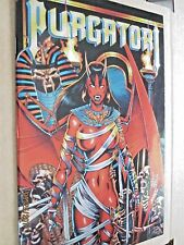 1996 CHAOS COMICS PURGATORI: THE VAMPIRES MYTH #1 PREMIUM EDITION LIMITED/10,000