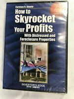 New How To Skyrocket Your Profits With Distressed & Foreclosure Properties DVD