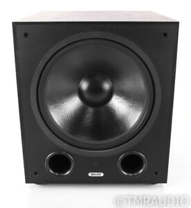 """Tannoy PS350 15"""" Powered Subwoofer; Black Ash; PS-350"""