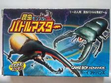 Konchuu Monster: Battle Master (2005) Pre-Owned Japan Gameboy Advance GBA Import