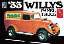 AMT 1933 Willys Panel Truck 1/25 model kit new 879